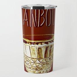 Tanbou Travel Mug