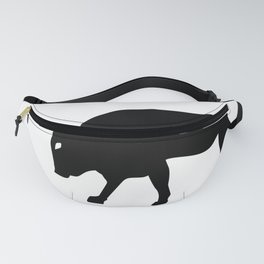 Chinese Year Of The Ox Fanny Pack