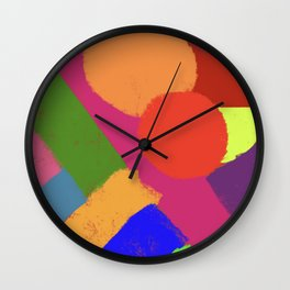 Lunchtime Wall Clock