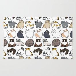 Cats Cats Cats Rug
