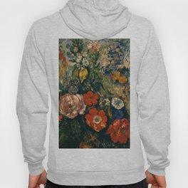 """Paul Cezanne """"Bouquet of Flowers"""" Hoody"""