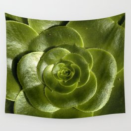 Green leave Wall Tapestry