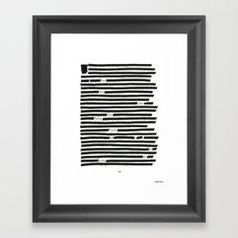 $20 Framed Art Print