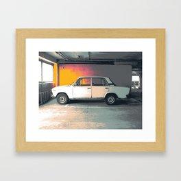 Lada Framed Art Print