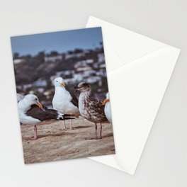 Summer By The Oceanside Stationery Cards