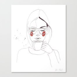 Margaret Canvas Print