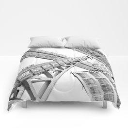 Tower Bridge 02C - Going Up Comforters