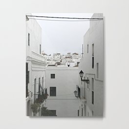 White City Metal Print
