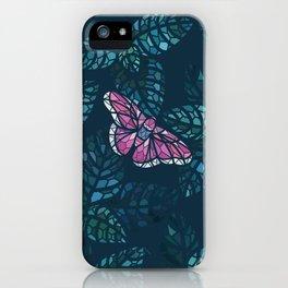 Mint fields iPhone Case