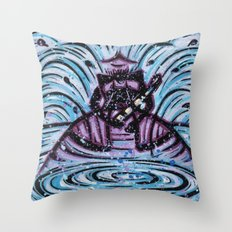 Orixás - Nanã Throw Pillow