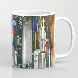 Tokyo Laneway Coffee Mug
