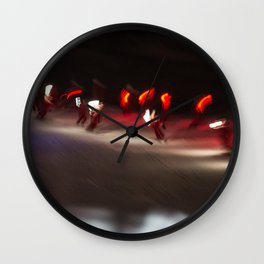 Torchlight descent 2 Wall Clock