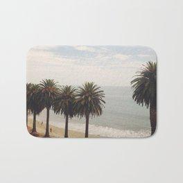 Palms on the Beach Bath Mat