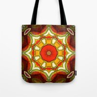 mexico Tote Bags featuring Mexico by Laurkinn12