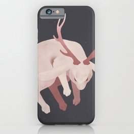 Jackelope iPhone Case