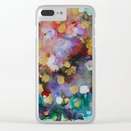 Ink 115 Clear iPhone Case