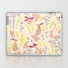 rabbits field Laptop & iPad Skin