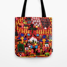 From Pipli Tote Bag