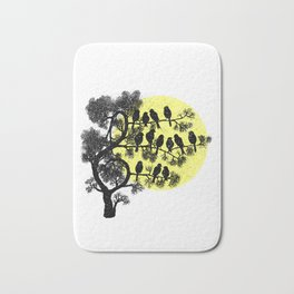 The Song of Life Bath Mat
