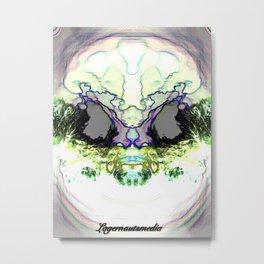 ALIEN 1 - 012 Metal Print