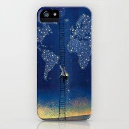 Stars World iPhone Case