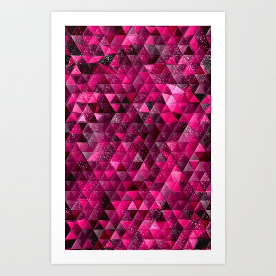 Sugar coat Art Print