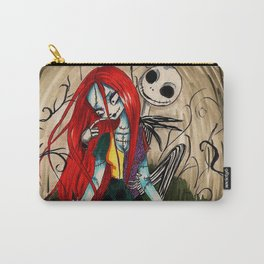 Jack and sally nightmere Carry-All Pouch