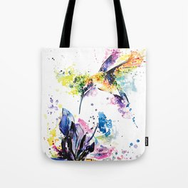 Hummingbird 2 Tote Bag