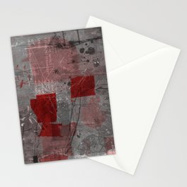 unfolded 8 Stationery Cards