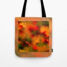 Cosmic clouds in 3D Cube Tote Bag