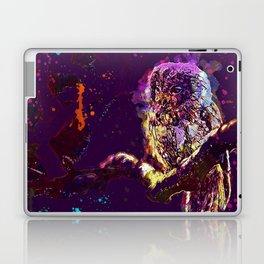 Modern Owl in a Tree Laptop & iPad Skin