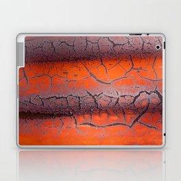 Orange rust Laptop & iPad Skin