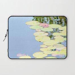 Autumn Waterlillies Laptop Sleeve