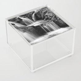 Waterfalls movement Acrylic Box