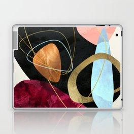 Abstract Pebbles II Laptop & iPad Skin