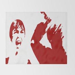 PSYCHO 2 Throw Blanket