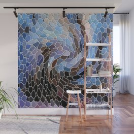 The Winter Storm... Wall Mural