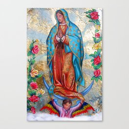 Guadalupe Canvas Print