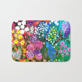Life is a Tapestry Bath Mat