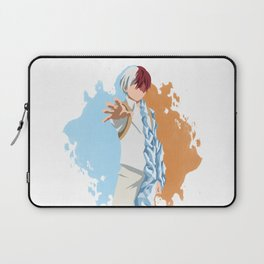 My Hero Academia Minimalist (Todoroki) Laptop Sleeve