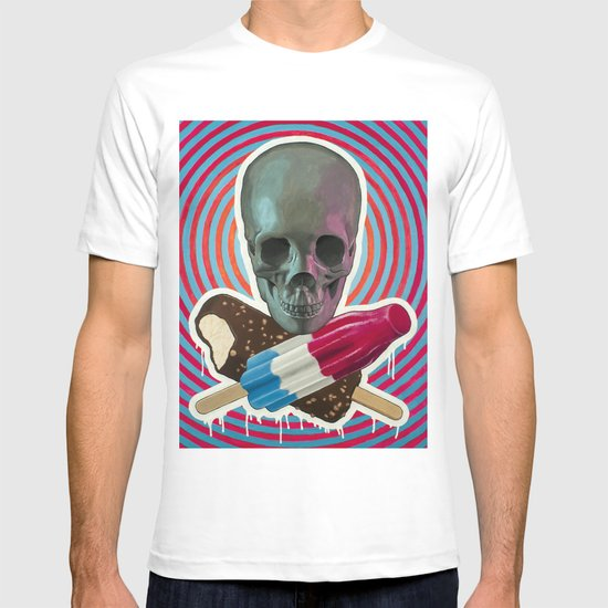 Skull x Pops T-shirt