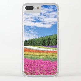 Hokkaido, Japan Clear iPhone Case