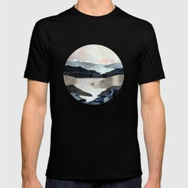 Blue Mountain Lake T-shirt
