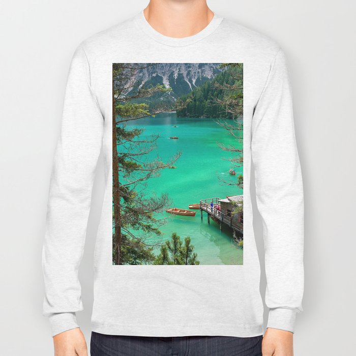 Pragser Wildsee Long Sleeve T-shirt