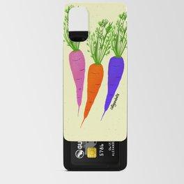 Zanahorias Android Card Case