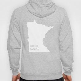 Minnesota Drink Local MN  Hoody