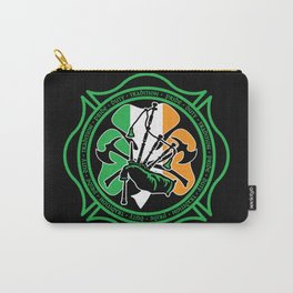 Firefighter Bagpipes Carry-All Pouch