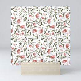 Summer Florals Mini Art Print