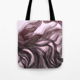 hair (1) Tote Bag