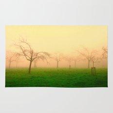 Morning Fog  - JUSTART © Rug